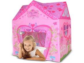 Dětský hrací stan Princess