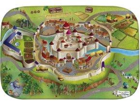 Hrací koberec Ultra Soft Středověk