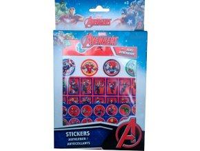 Dětské samolepky Avengers