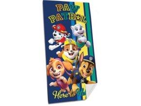 Osuška ručník Paw Patrol