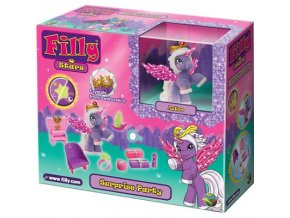 Filly Stars Glitter hrací set