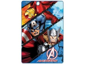 Fleece deka Super Heroes Avengers
