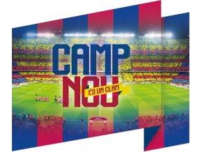 Samolepka na zeď FC Barcelona Camp Nou