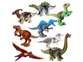 Figurky Lego Jurský park dinosauři