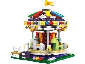 Lego stavebnice kolotoč