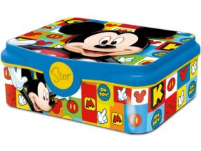 Box na svačinu Mickey Mouse
