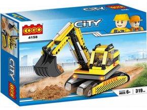 Cogo Lego Bagr 1