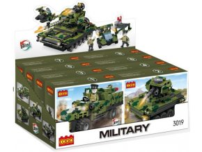 Cogo lego armáda vojáci 4