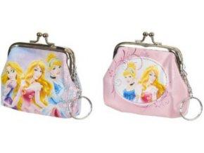 Dětská peněženka Princezny