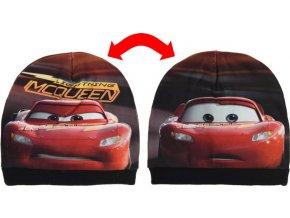 Dětská čepice Cars
