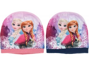 Dětská čepice Frozen