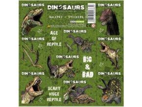 Samolepky Dinosaři