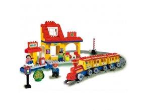 Stavebnice Lego Duplo Nádraží
