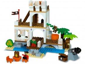 Stavebnice Lego Duplo pirátská pevnost
