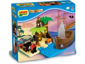 Stavebnice Lego Duplo piráti