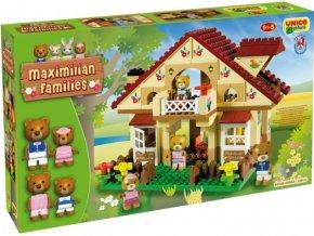 Stavebnice Lego Duplo maximilian families domeček
