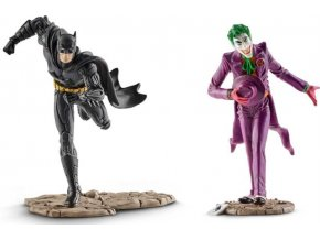 Schleich Justice League Batman a Joker 22510