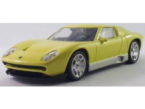 Model Lamborghini Miura Concept 1:43