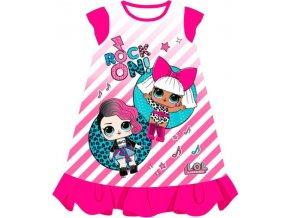 Dívčí noční košile pyžamo LOL Surprise
