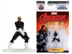 Nano Metalfigs figurka Avengers Nick Fury kovová