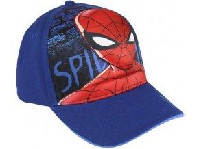 Dětská kšiltovka Spiderman 3D