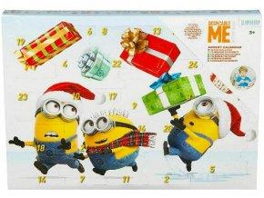 Adventní kalendář Mimoni