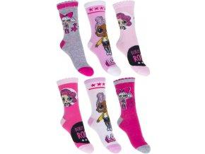 Ponožky LOL Surprise