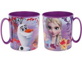 Plastový hrnek Frozen 2 / hrneček Frozen 2 350ml