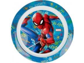 Talíř Spiderman