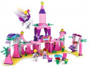 Lego Friends stavebnice magický zámek