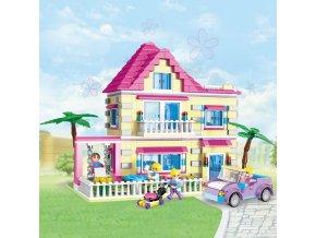 Lego Friends stavebnice víkendová vila