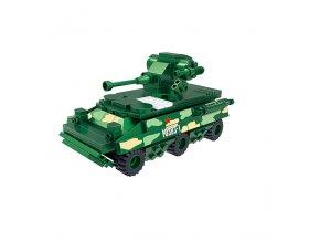 Lego stavebnice armáda tank