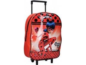 Kufr na kolečkách Kouzelná Beruška