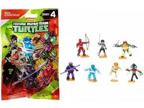 Mega Bloks figurky Želvy Ninja TMNT