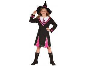 Dětský kostým Čarodějka Hermiona