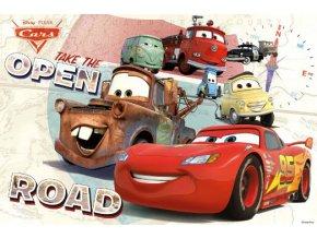 Prostírání Cars Open Road 43x28