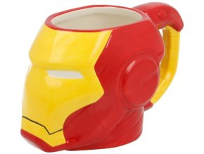 Keramický hrnek Avengers Ironman