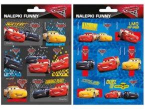 Dětské samolepky Cars Auta