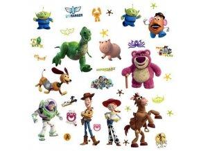 Samolepka na zeď Toy Story