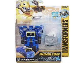 Transformers Energon Igniters Soundwave