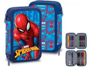 penál Spiderman Marvel plný