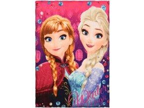 Fleece deka Frozen