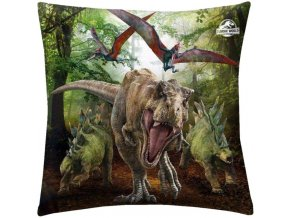 Polštář Dinosauři