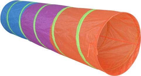 KNORRTOYS Dětský hrací tunel prolézací Funny 180 cm