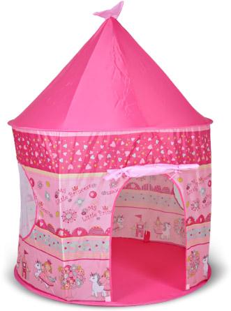 Dětský hrací stan Malá princezna