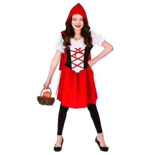 Dětský kostým Červená Karkulka Velikost kostýmu: S