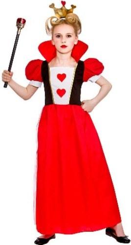 Dětský kostým Královna S