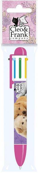 Propiska 6 barev Cleo a Frank - pejsci