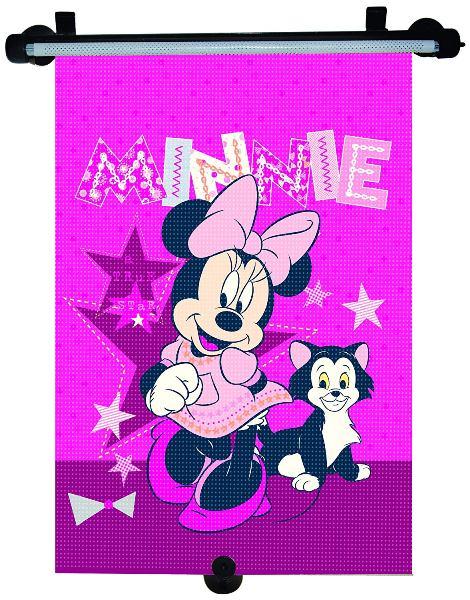 Roletka Minnie Star / sluneční clona / autoroletka / stínítko