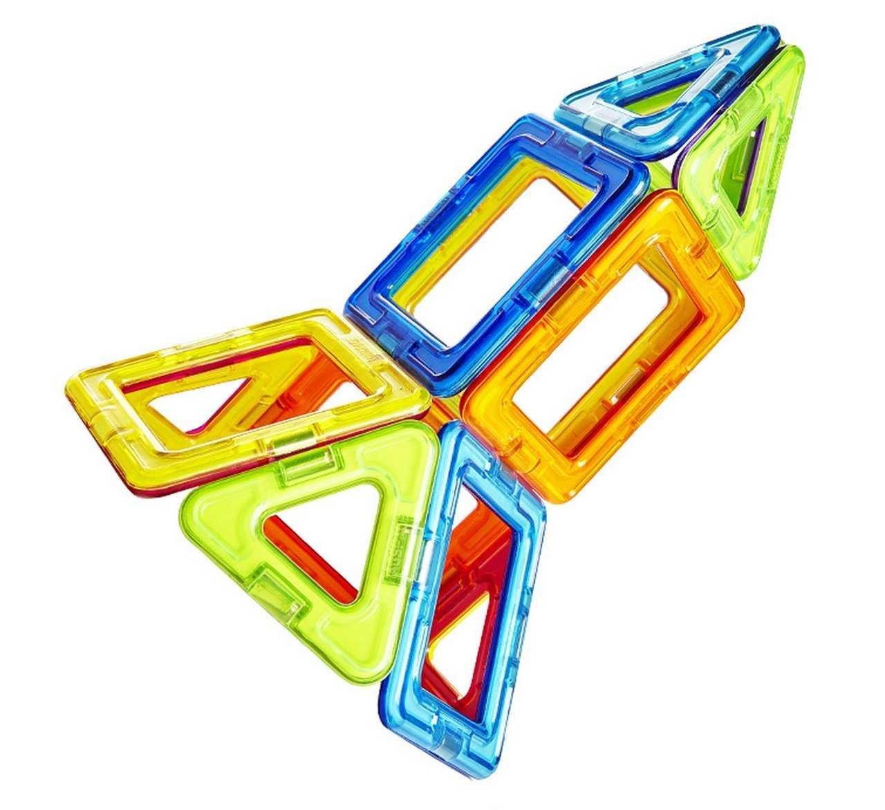 Magplayer magnetická stavebnice 14 ks